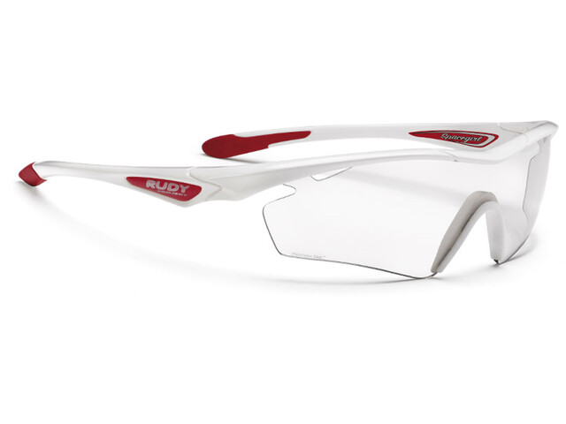 Rudy Project Space Glasses White Gloss/Photoclear
